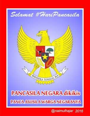 Hari Pancasila 2016